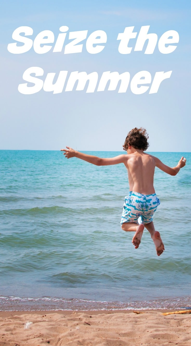 Seize the Summer with Bayer #Giveaway
