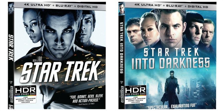 Just Released: Star Trek on 4K Ultra HD