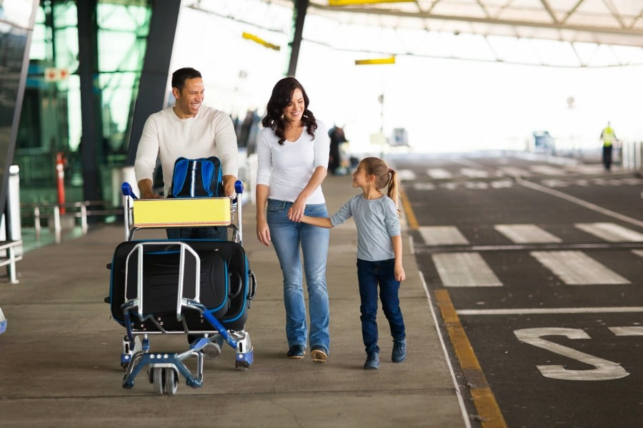 How to Get Your Family through Airport Security Faster