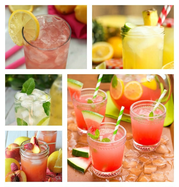 25 Perfect Lemonade Recipes
