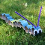 Paper Tube Critter Craft