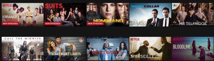 -savour and binge on Netflix