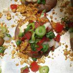 Vegan Smashed Fiesta Mini Potatoes #WeLoveFood #NearYou