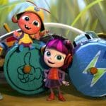 All You Need is Love! and Netflix #BeatBugs #StreamTeam