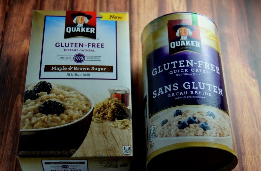 Gluten Free Quaker Oats