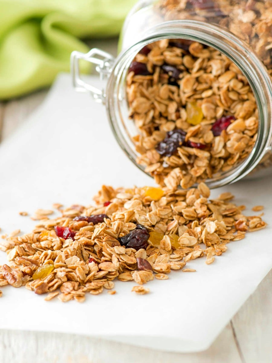 Quaker Fruit And Honey Granola