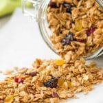 Gluten Free Quaker Oats Fruit and Honey Granola