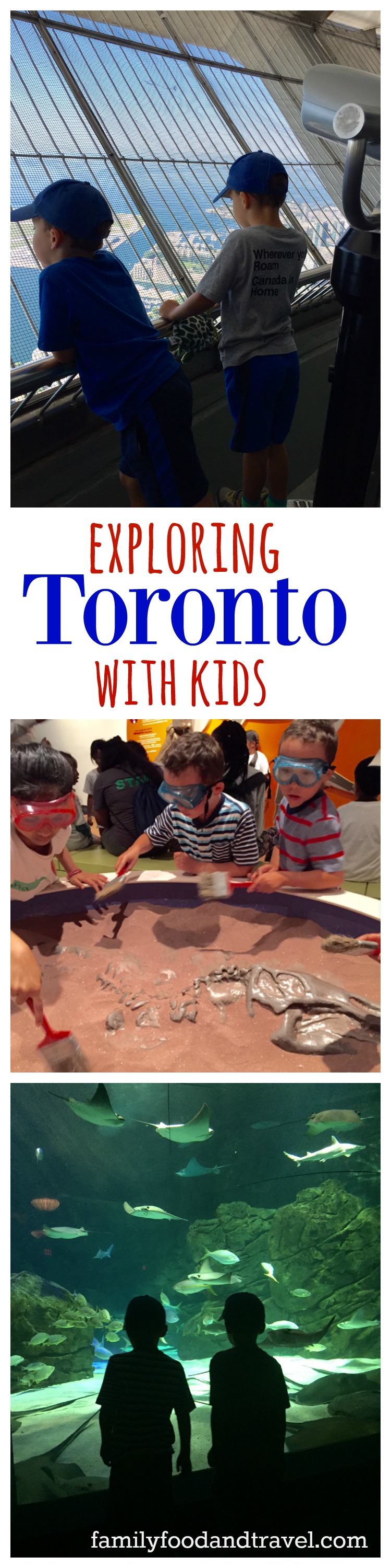 visiting Toronto with Kids
