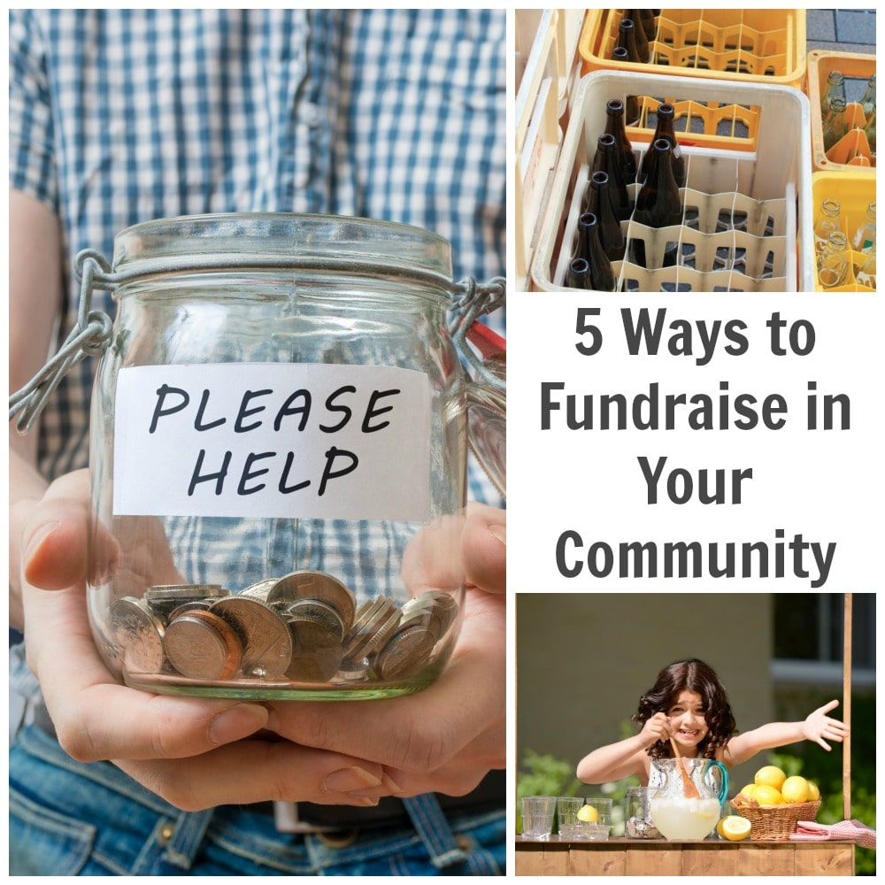 5 Ways to Fundraise in Your Community