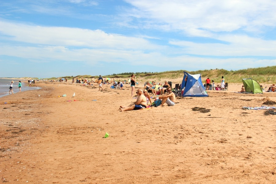 Brackley Beach PEI