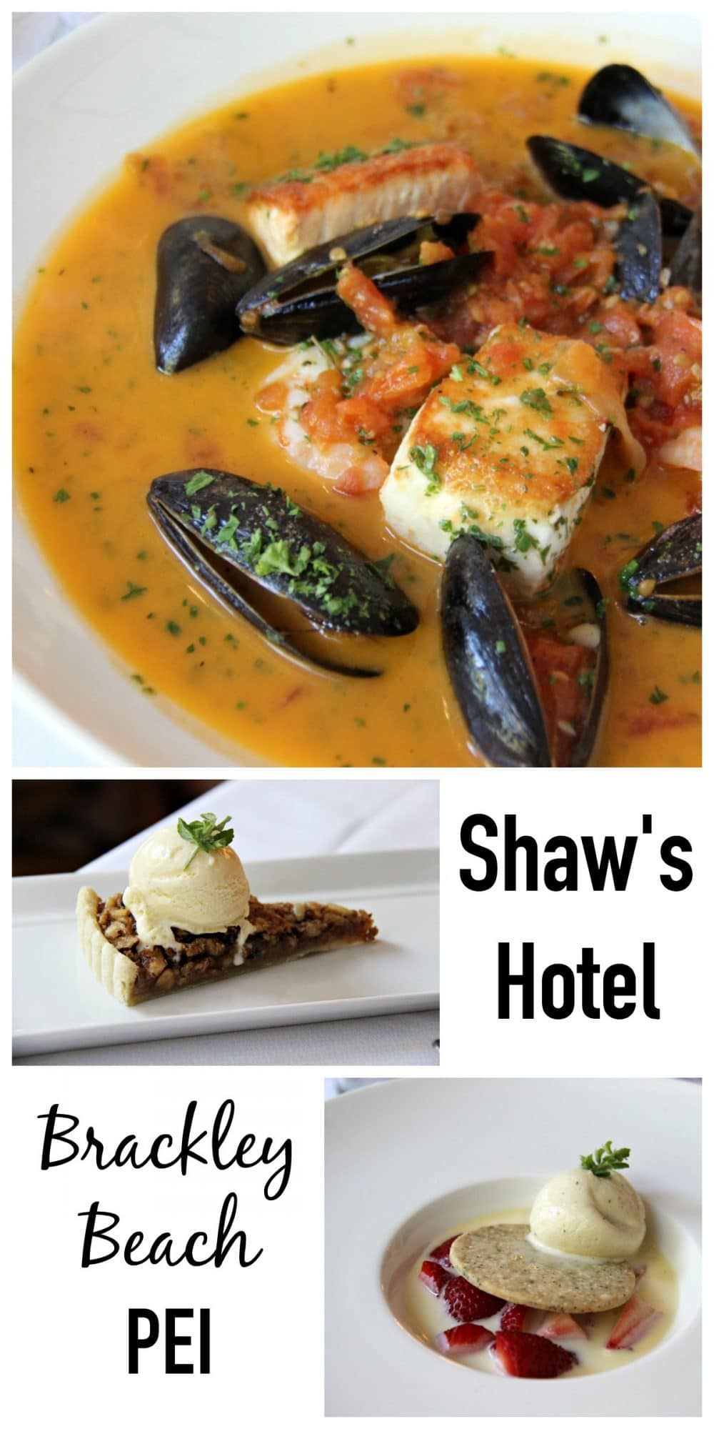 Dining at Shaw's Hotel