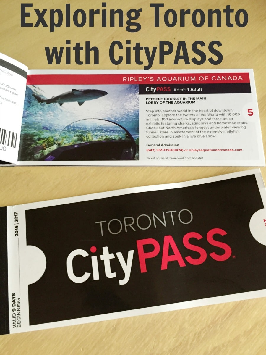 Exploring Toronto with CityPASS