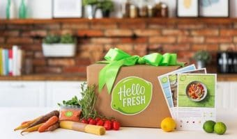 HelloFresh Family Box