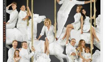 Modern Family Season 7 on DVD