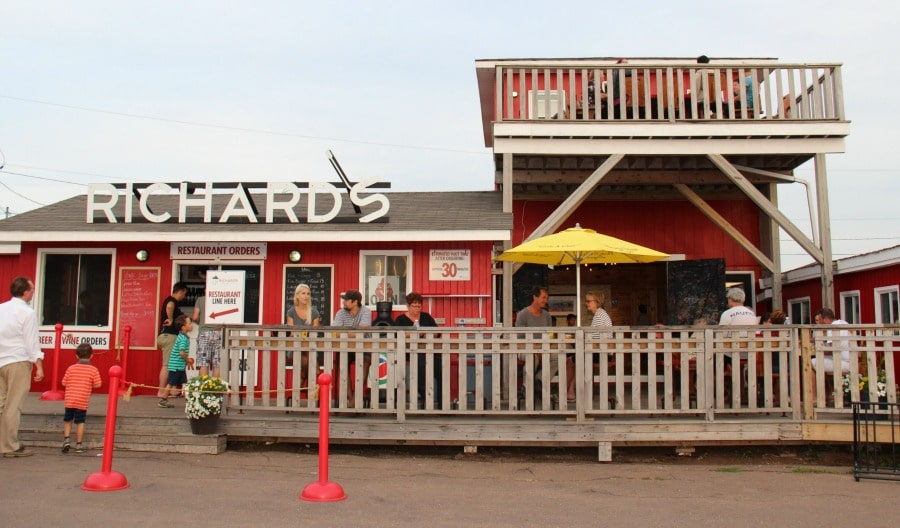 Richards Fresh Seafood PEI