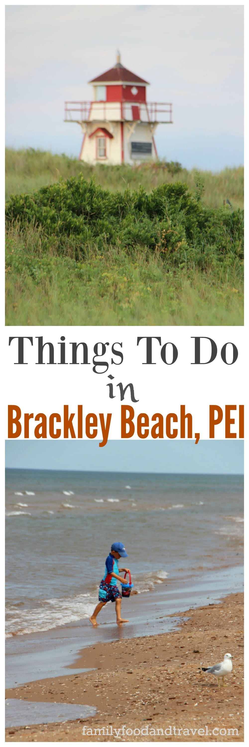 Things to To in Brackley Beach PEI
