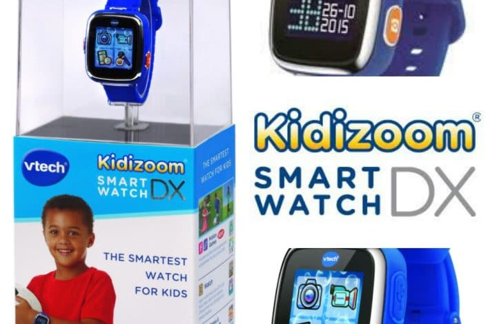 Childhood Learning with the Kidizoom Smartwatch DX