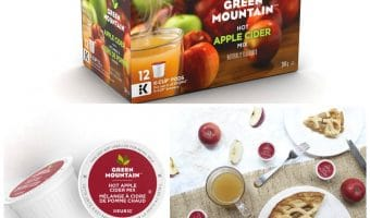 Celebrate Fall with Keurig Apple Cider #MemorableMoments #HotAppleCiderMix