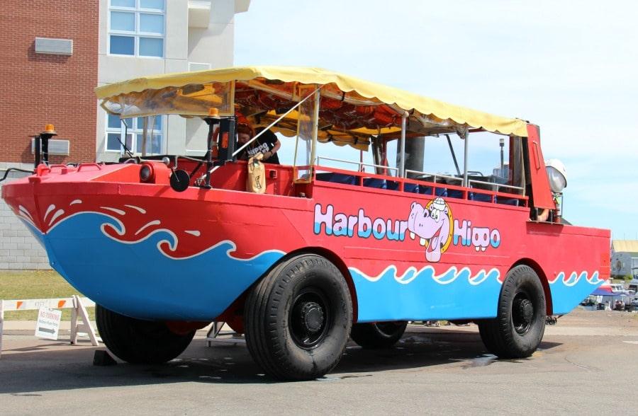 Harbour Hippo Charlottetown PEI