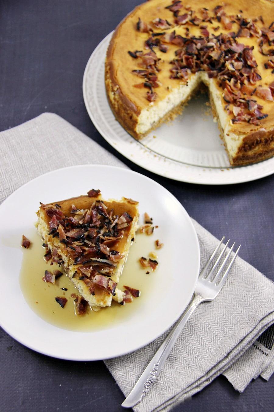 Maple Cheesecake Recipe — Dishmaps