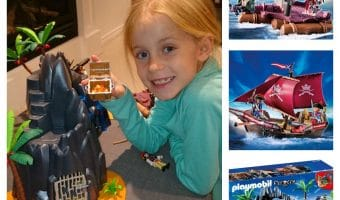 Ahoy, Matey! Playmobil Pirates are Here