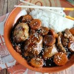 Slow Cooker Chicken with Hoisin Sauce