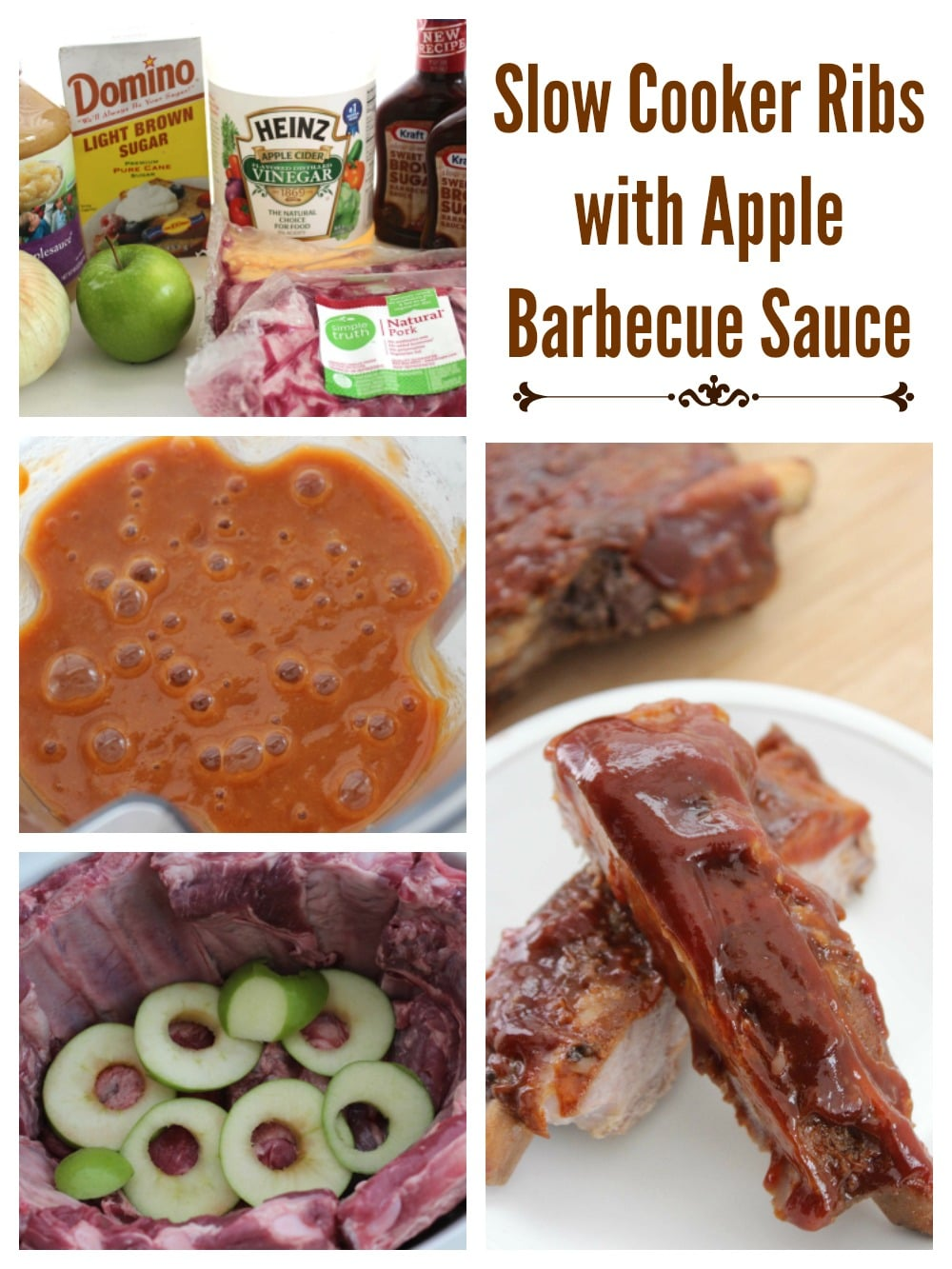 recipe: bbq ribs apple juice [11]