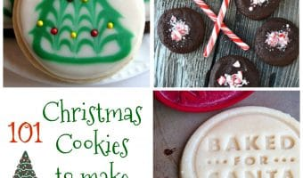 101 Christmas Cookies To Make and Give