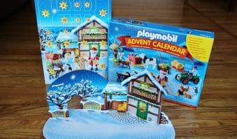Celebrate Advent with Playmobil Advent Calendars