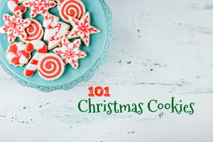christmas cookies to make and give