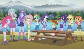 My Little Pony Equestria Girls – Legend Of Everfree #giveaway