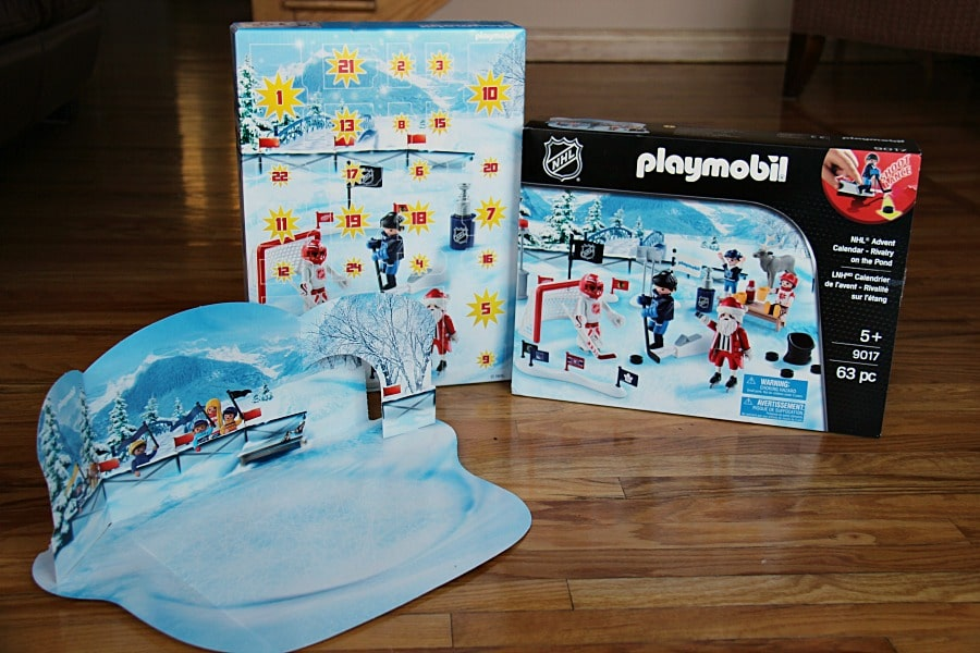 Playmobil NHL Advent Calendar Playmobil Advent Calendars