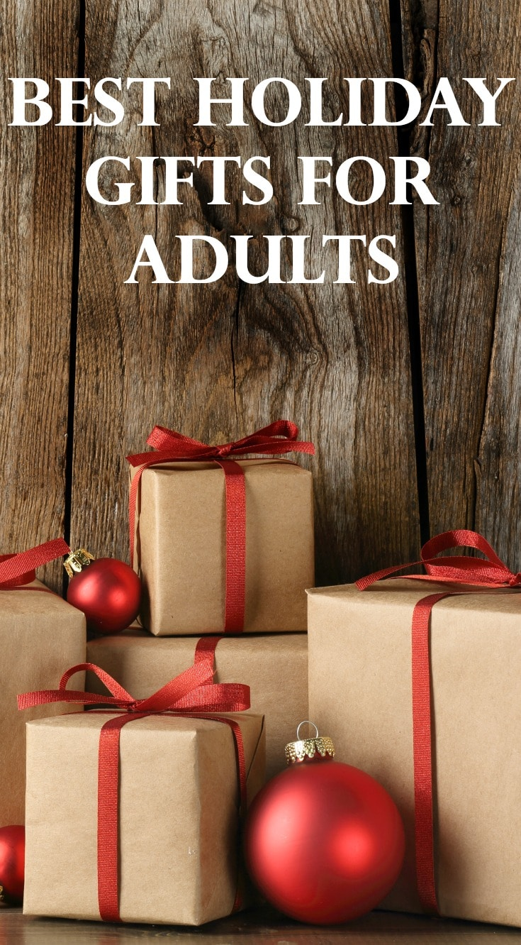 Best Holiday Gifts For Adults - Family Food And Travel