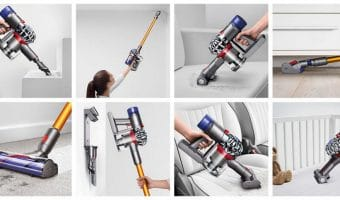 Transforming the Way I Clean with the Dyson V8 #DysonClean
