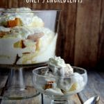 Easy Lemon Cookie Trifle Recipe