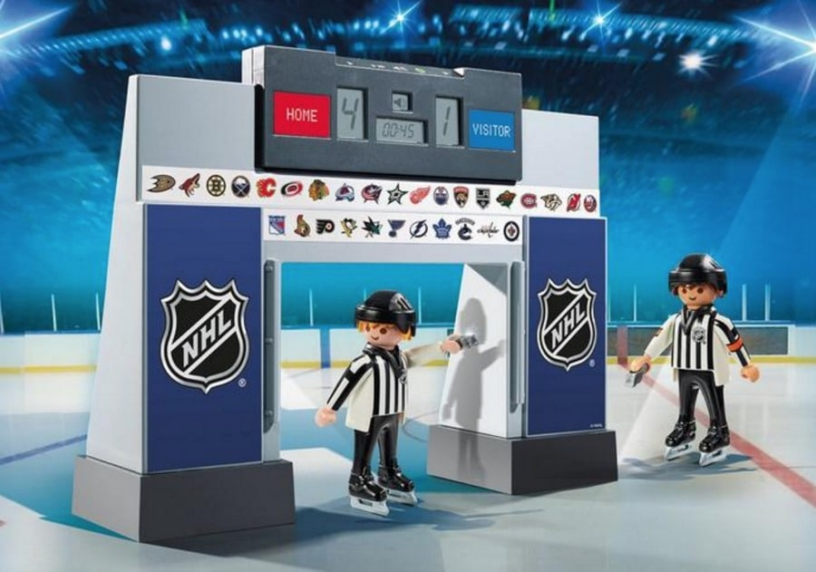Playmobil NHL Sets For The Ultimate Hockey Fan