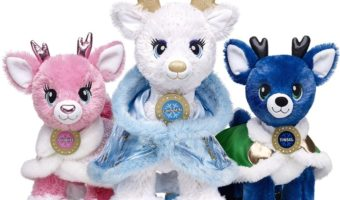 Build a Bear Reindeer Academy Makes A Great Holiday Gift
