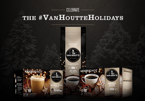 Holiday Van Houtte Coffee