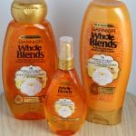 My Three-step Hair Care Ritual with Garnier Whole Blends