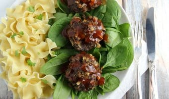 Easy Mini Meatloaf Muffins