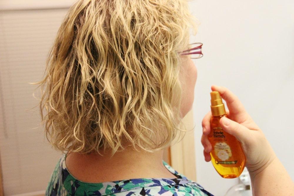 Hair Care Ritual