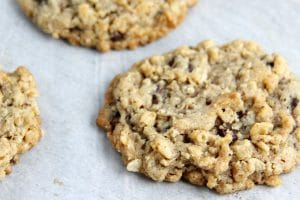 Traded Up Chocolate Crunch Cookie Recipe