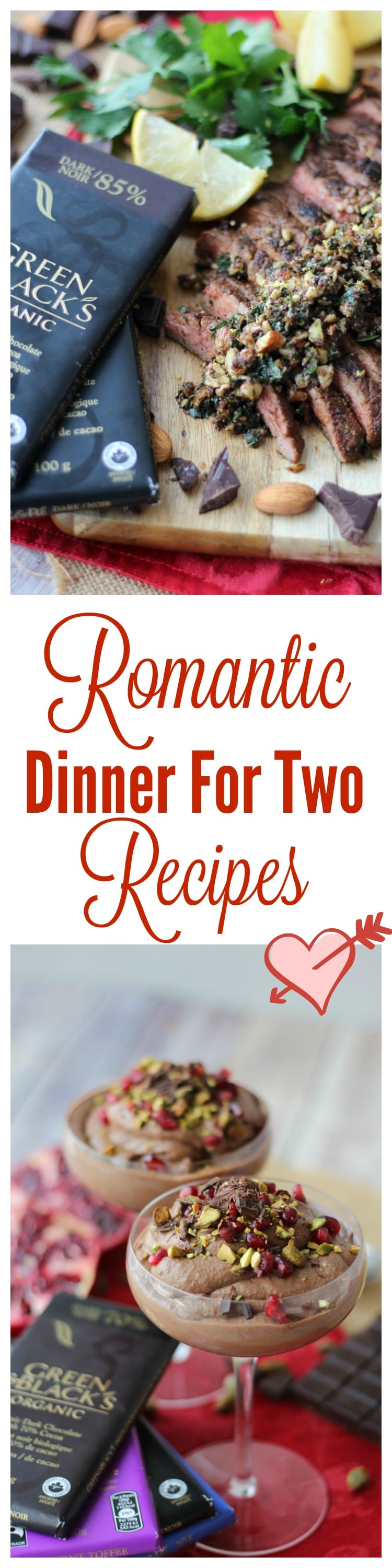 Romantic Dinner For Two Recipes