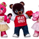 Sweeten Up Valentines with the Sweet Scent Collection from Build-a-Bear Workshop