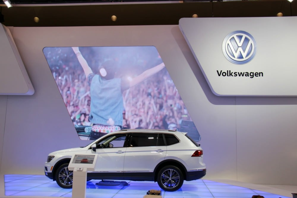 Road Tripping with Volkswagen e-Golf