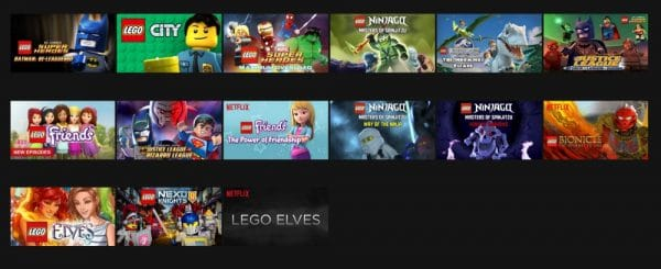 Lego Videos on Netflix Your Kids (and you) Will Love