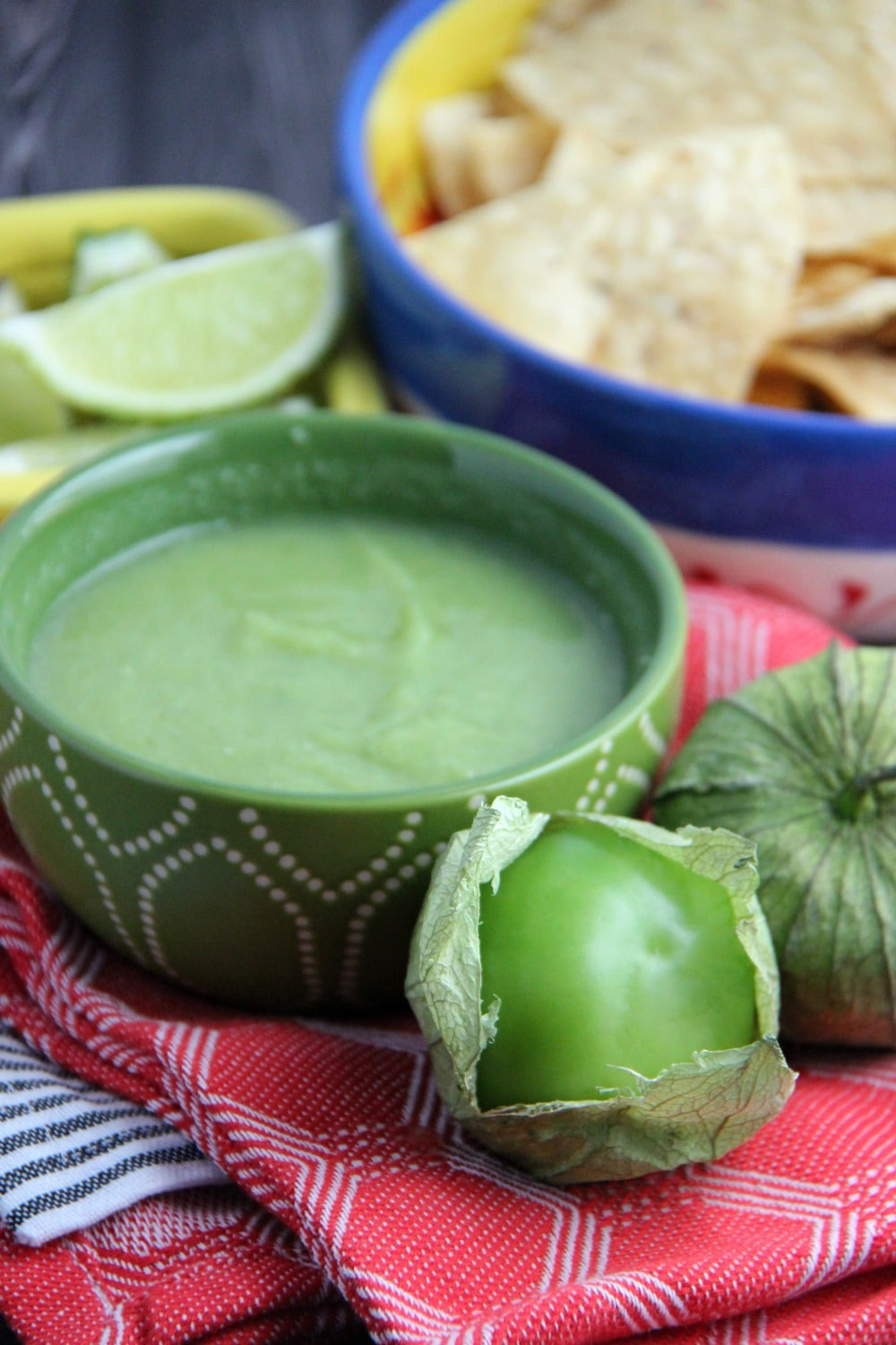 Traditional Salsa Verde