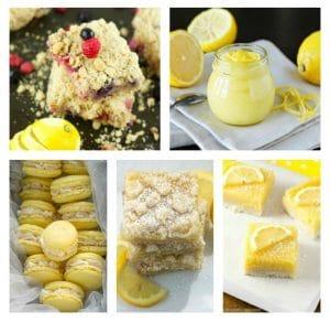 The Best Lemon Desserts