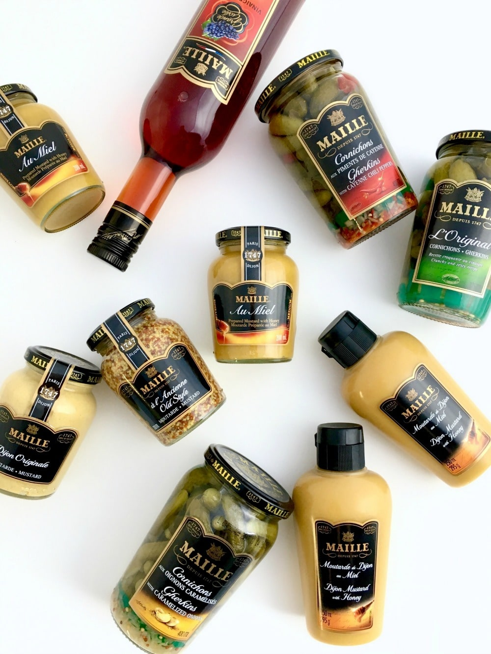 Maille Canada Prize Pack