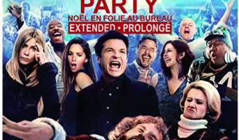 Office Christmas Party Blu-Ray #giveaway